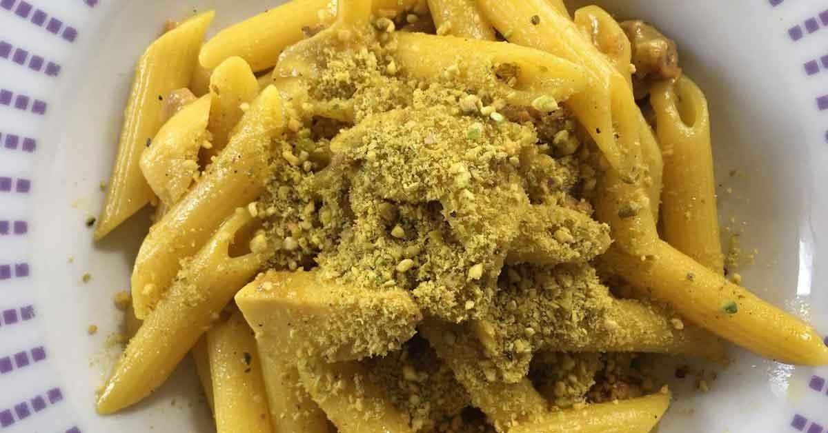 pasta-funghi-salsiccia