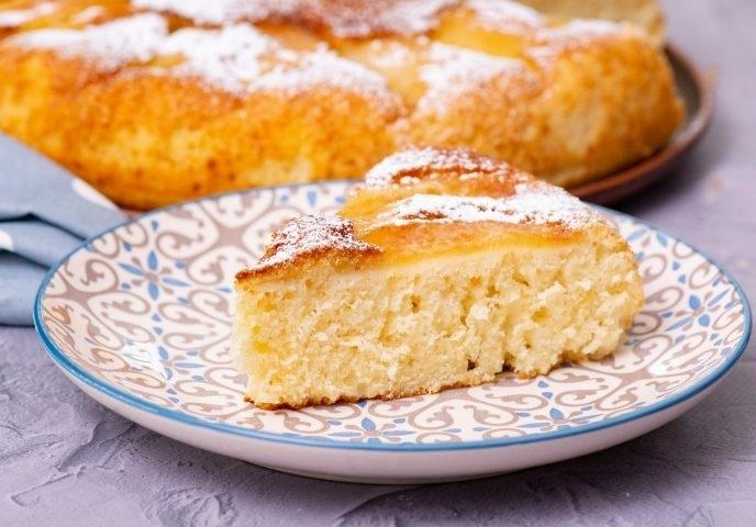 torta-di-mele-in-padella