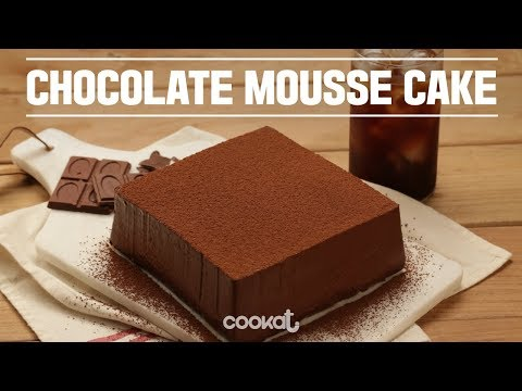 [COOKAT] Chocolate Mousse Cake